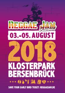 reggaejam 2018